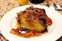Brewster House B&B Pecan Praline French Toast