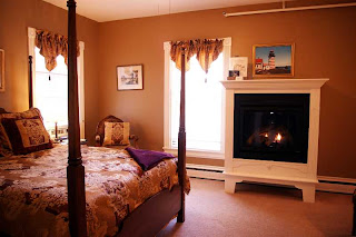 Brewster House Bed &amp; Breakfast, West Quoddy Room (3)