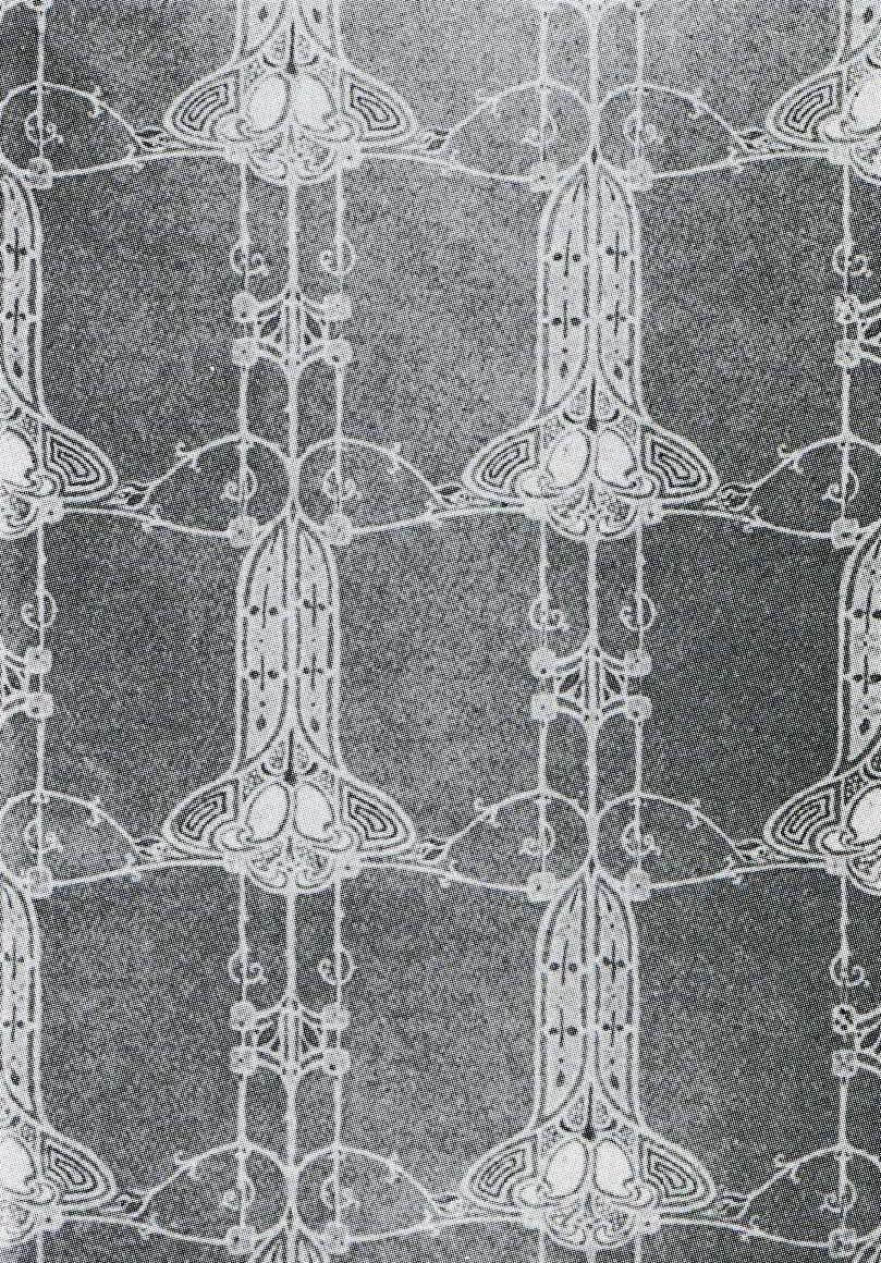 Illustration: John Illingworth Kay Bianca wallpaper design 1907