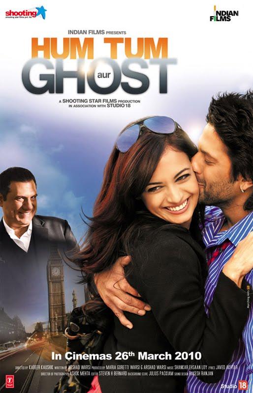 Hum Tum Aur Ghost / Sen Ben Ve Hayalet / 2010 / Hindistan / Online Film �zle