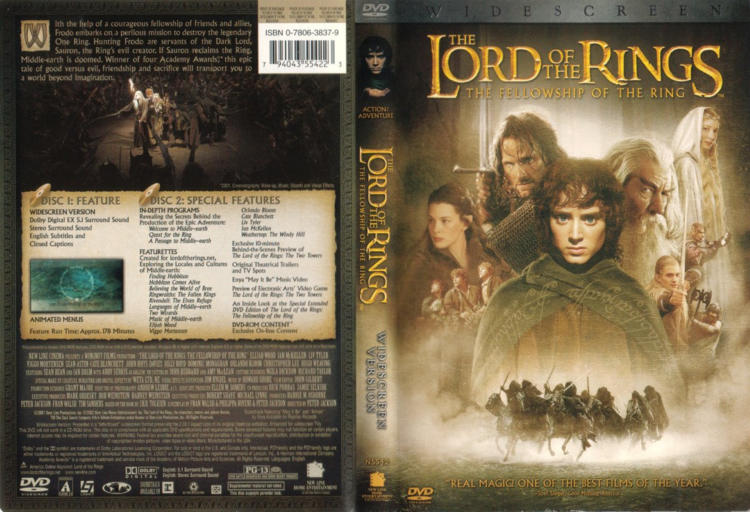 The Lord Of The Rings Trilogy [Hindi-DVDRip]