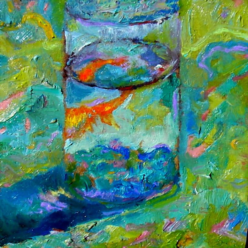 steve richardson fine art famous the fish