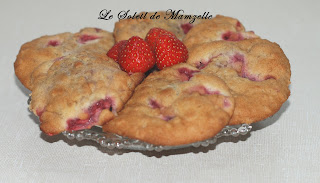 Galettes au gruau et aux fraises  Galettes+au+gruau+et+aux+fraises