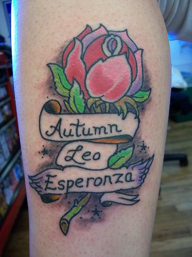 red rose tattoo. pictures red rose tattoo.