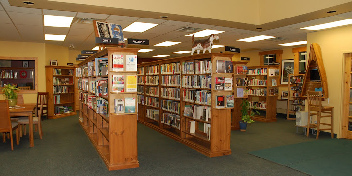 Dwight Library Blog