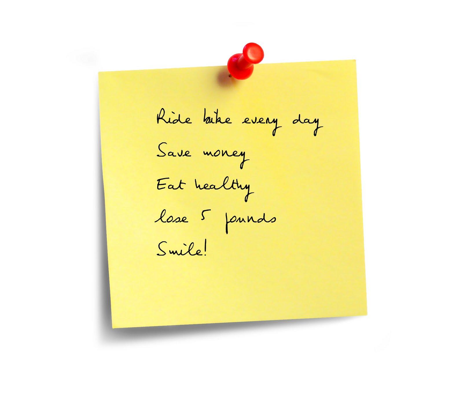 Reminder Note Reminder notes everywhere!