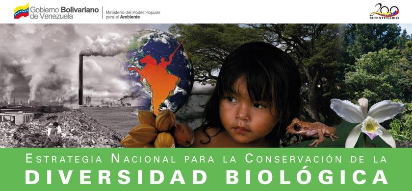 Estrategia Nacional de Conservación de la Diversidad Biológica