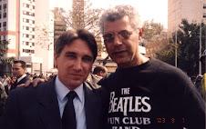 Ze Lennon e o Governador Rigotto