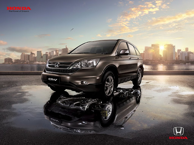 World Cars Channel Honda Cr V The Highest Five Star Crash Safety Rating By The Federal Government
