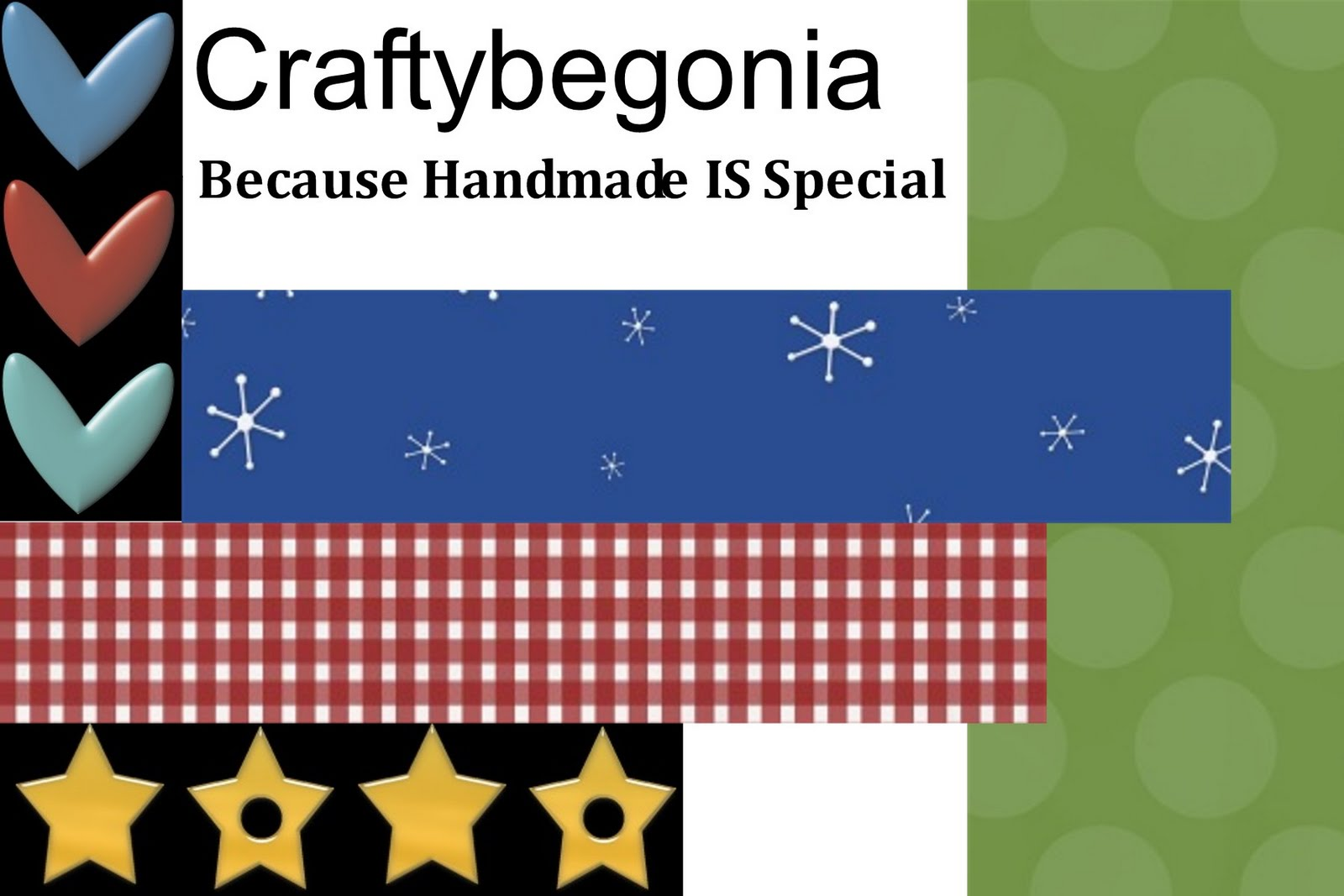 craftybegonia because handmade IS special4