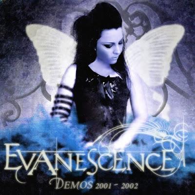 EvanescenceDemoscdcoverv5 - Evanescence&Linkin Park