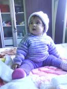 Manoela 9 meses