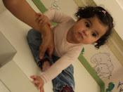 Manoela 10 meses