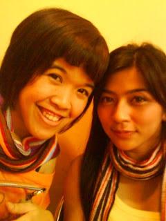 artis indonesia dan dunia: Si Cantik