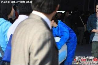 gadis maskot china 14 Gadis Maskot Comel Yang Menyentuh Hati