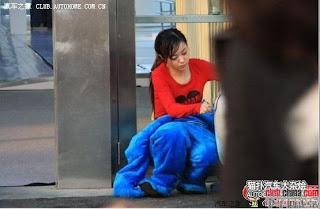 gadis maskot china 20 Gadis Maskot Comel Yang Menyentuh Hati