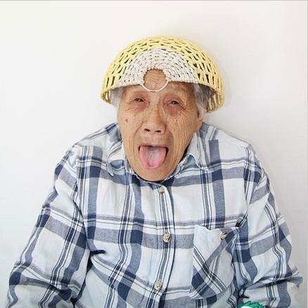 a Nenek Buat Gambar Lawak Di Facebook Gemparkan China