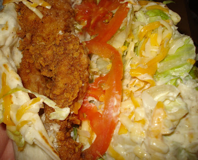 An Immovable Feast: Fast Food Review: KFC $5 Fill-Up Box