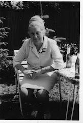 """3.004.Hansine Kirstine """"Ditten"""" Kragh (1907-1981)"""