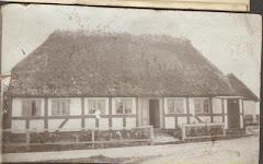 Jens og Carolines hus på Tåsinge