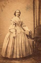 Dorothea Stibolt i 1859.