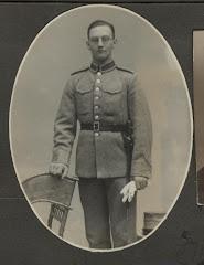Niels Henrik Kragh som soldat