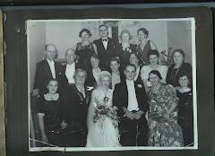 Johannes og Hylleborgs søn, Svend Kragh er blevet gift med Ebba