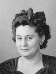 "Hansine ""Ditten"" Kragh ca.1950"