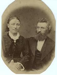 Ole Pedersen og Nielsine Kirstine Carstensen