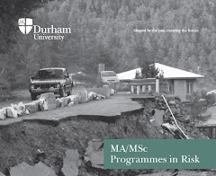 New Masters Programmes in Risk