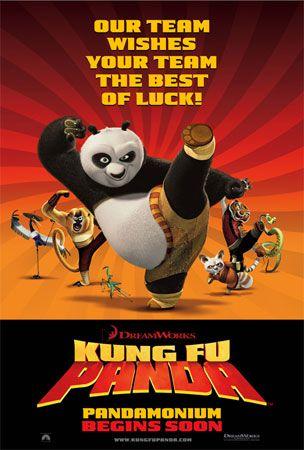Filme Kung Fu Panda (Dublado)