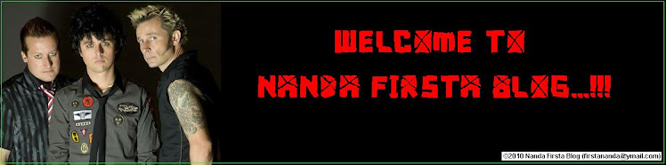 Nanda Firsta Blog