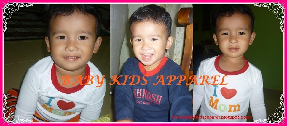 Baby Kids Apparel