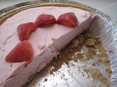 Frozen Strawberry Margarita Pie | Car Interior Design