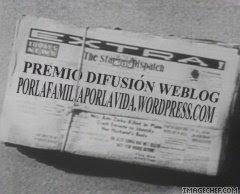 Premio difusión Weblog