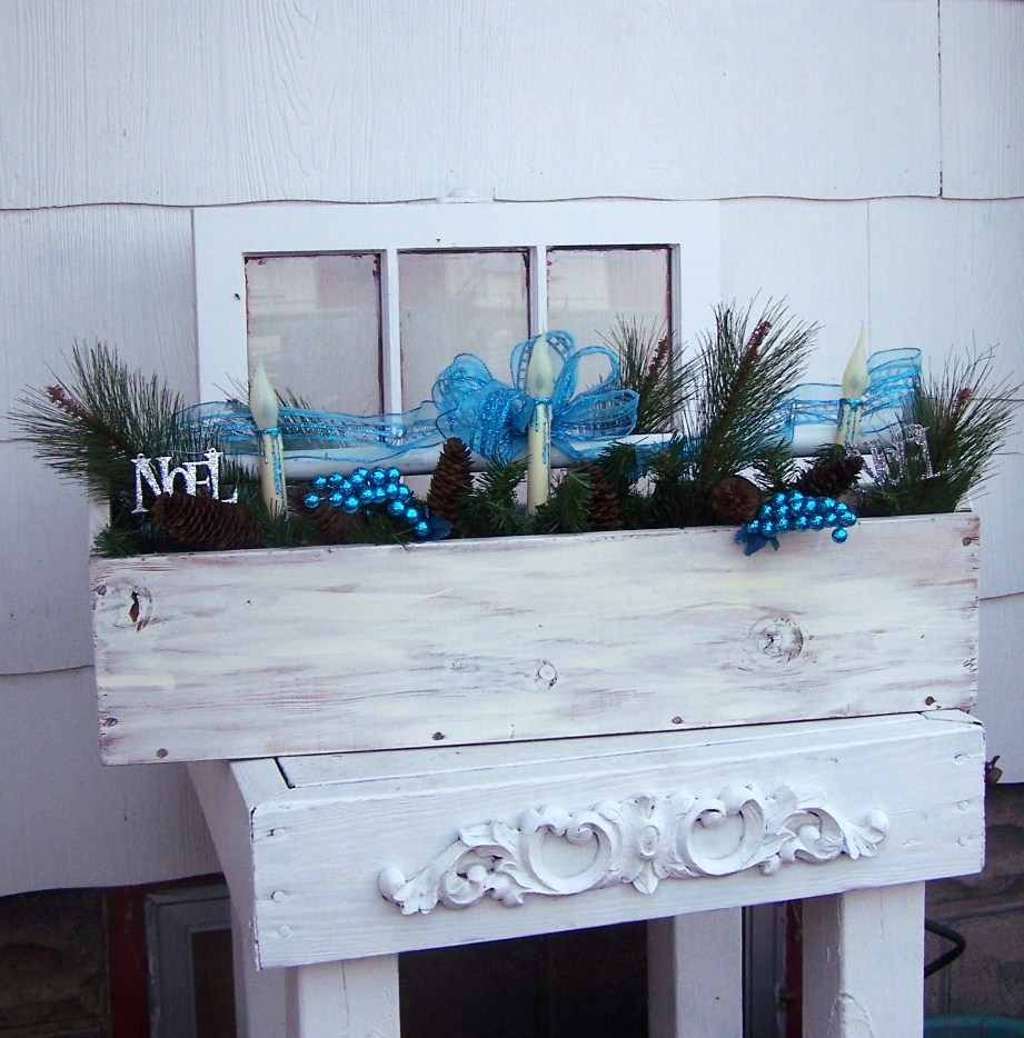 Old Glory Cottage Christmas Decorating With Dollar Store Items