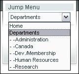 cara membuat drop menu untuk blogspot