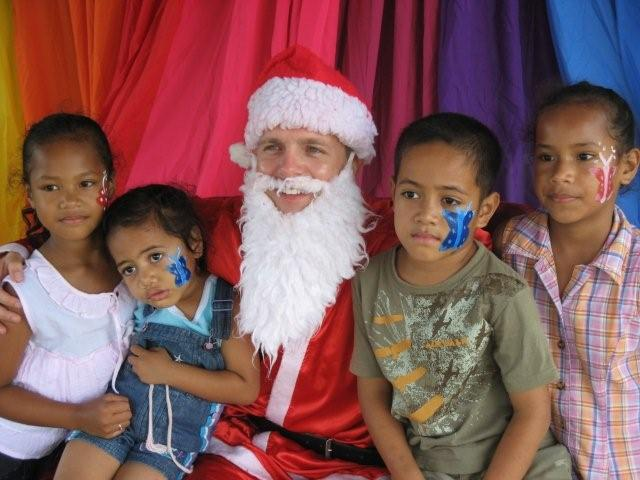 Christmas Eve in Tonga