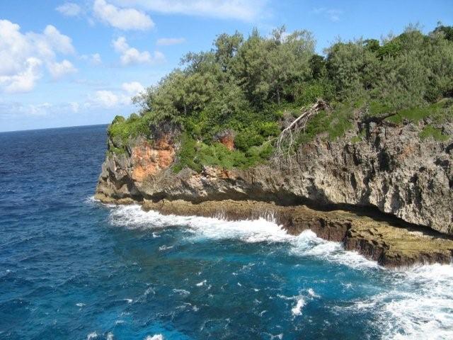 The Island of Kenutu, Vava'u