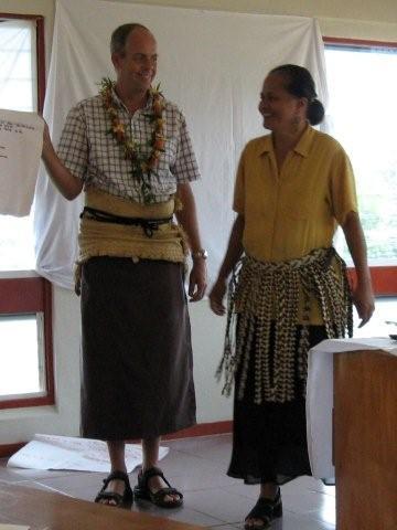 Seven Days in Ha'apai, Tonga