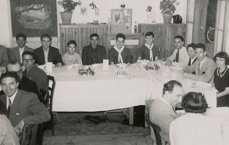 Banquet au Q.G.