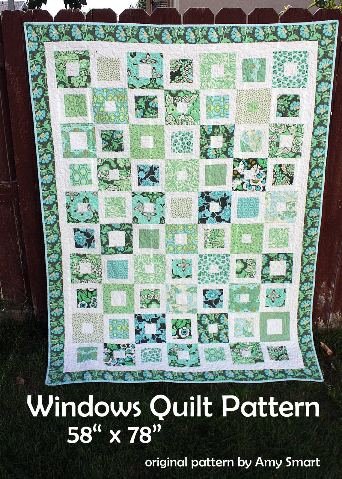Two new patterns diary of a quilter a quilt blog for New window patterns
