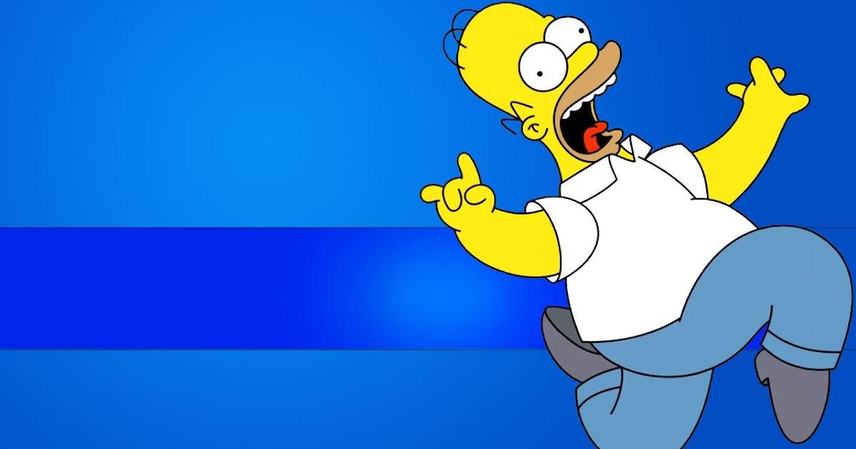 Toca do calango wallpaper homer simpson - Homer simpson nu ...