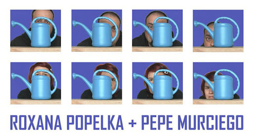 ROXANA POPELKA + PEPE MURCIEGO