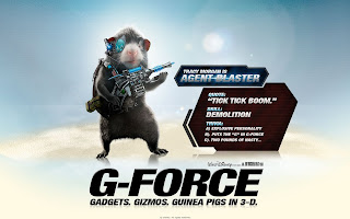 free g-force wallpaper 1