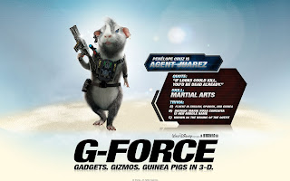 free g-force wallpaper 4