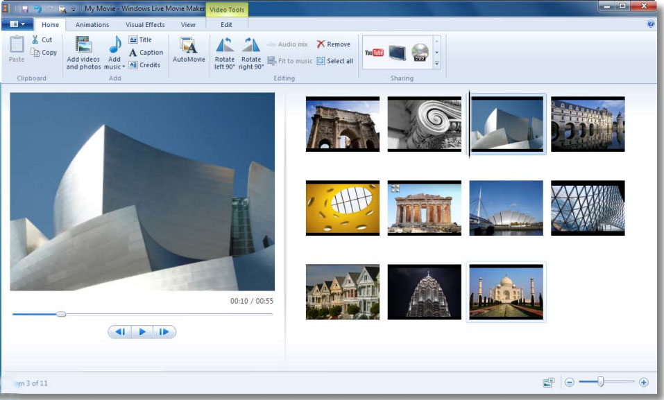 Windows Movie Maker Converter Convert video to Windows