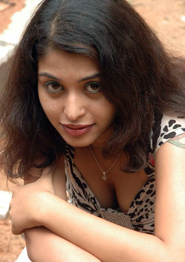 Naga Sri New Telugu Heroin Hot Photo Gallery