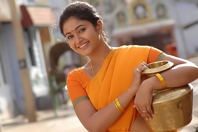 Poonam Bajwa Hot Saree Images