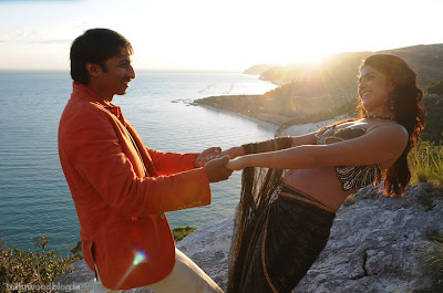 Photos Wanted Hot Romantic Stills Deeksha Seth Gopichand film pics